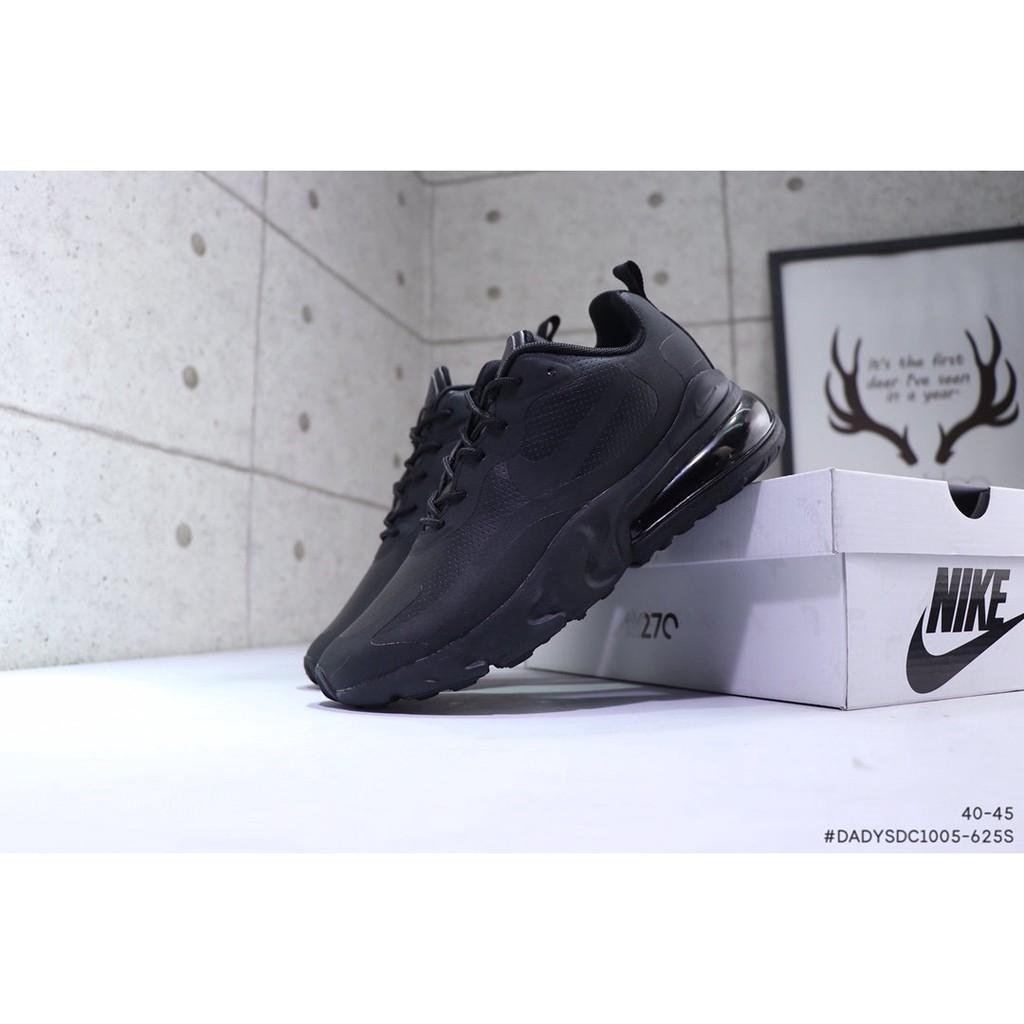 nike air max 270 on feet black
