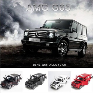 Mercedes Box Suv >> 1 32 Mercedes Benz G65 Suv Diecast Model Car Toys Collection Sound Light Gift