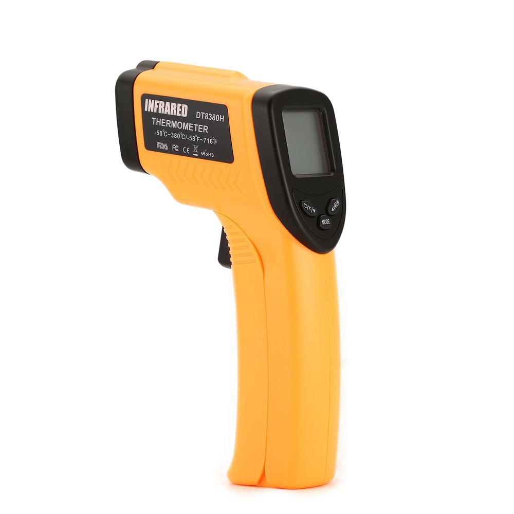 Smart Sensor Digital Handheld Infrared Thermometer