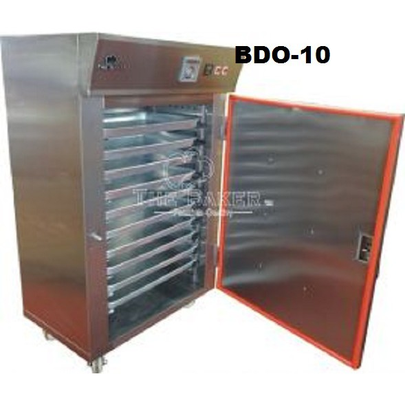 4200W 10LAYER THE BAKER BDO-10 ELETRIC OVEN DRYER