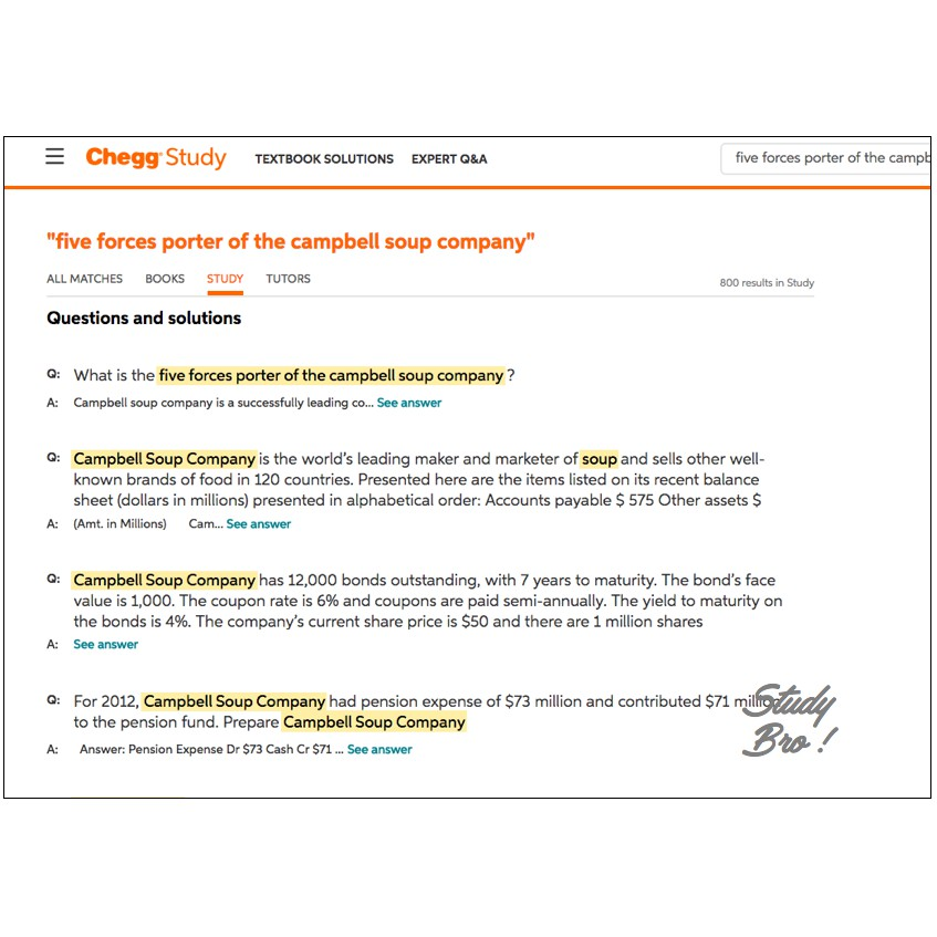 Genuine] Chegg Premium Monthly Subscribe Account Unlimted