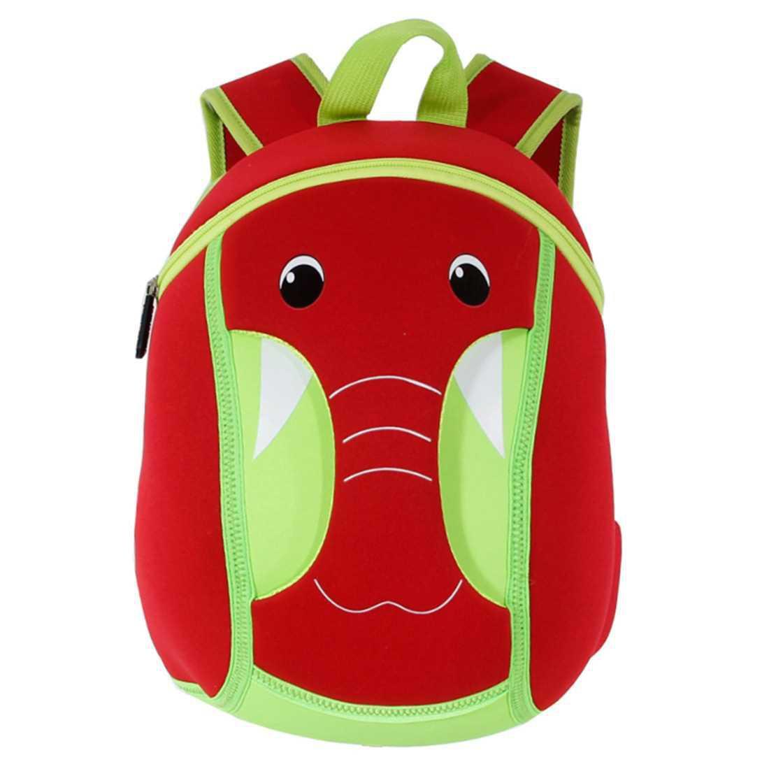 Children Backpack KK017 (Red)