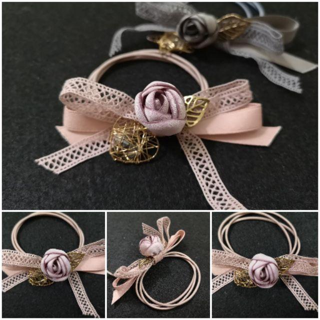 Lovely floral handmade hairband
