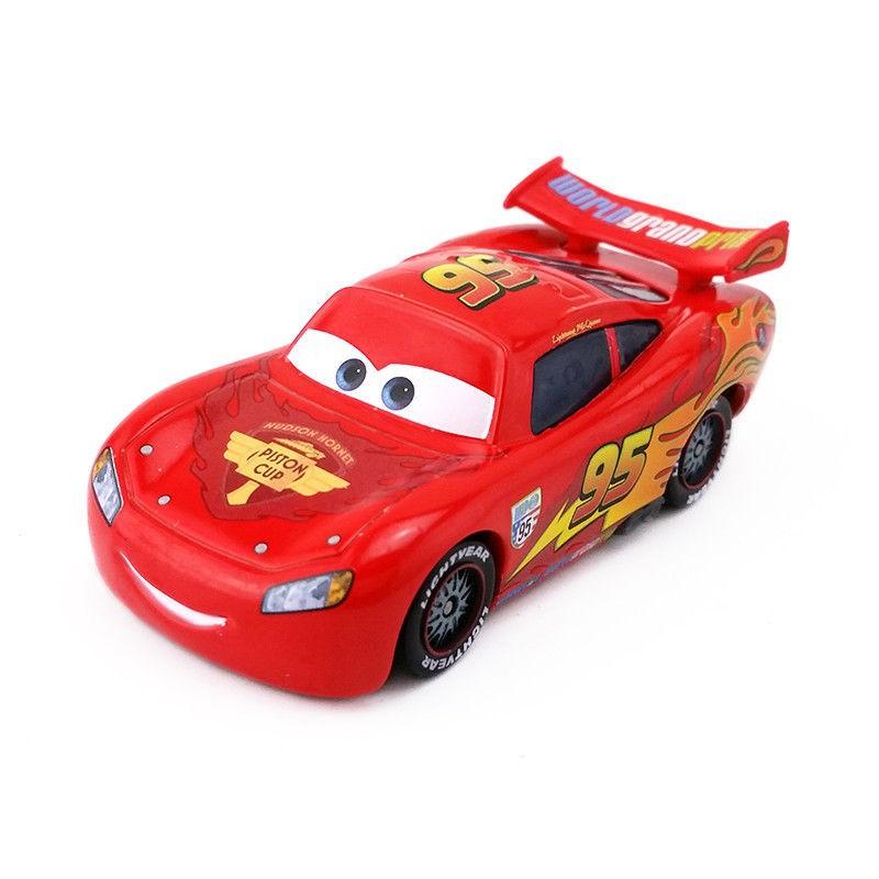 Disney Mattel Pixar Cars1//2//3 Metal Diecast Vehicle Kid Model Car Gift Toy Loose
