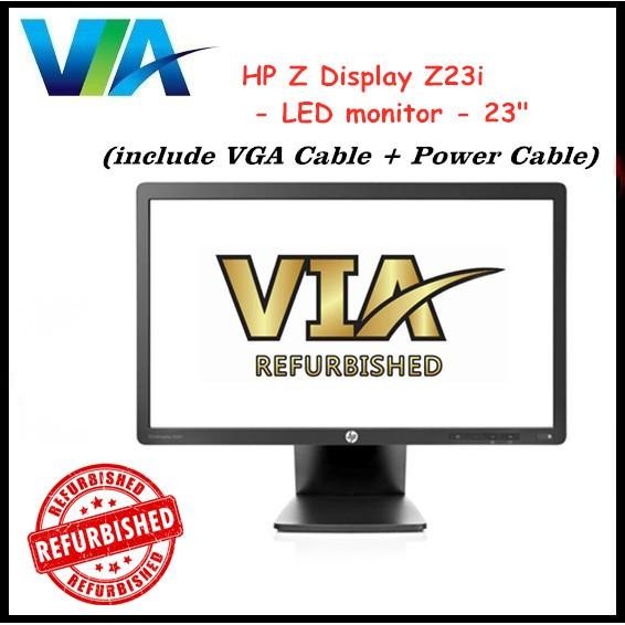 Refurb HP Z Display Z23i - LED monitor - 23