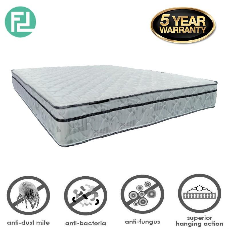 MASTERFOAM Sleepy 10″ x 5′ queen size rebond foam mattress