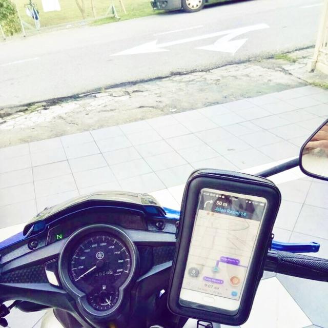 MOTORCycle HP HOLDER