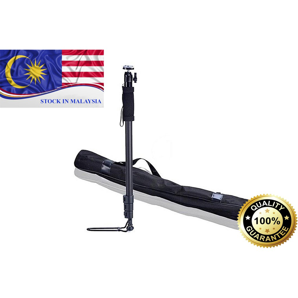 Weifeng WT1007 Monopod with Ballhead (Ready Stock In Malaysia)