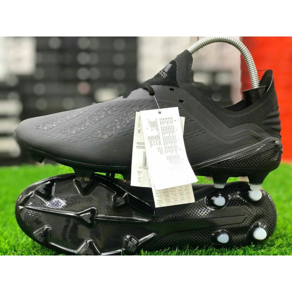 Adidas X18.1 FG ALL BLACK