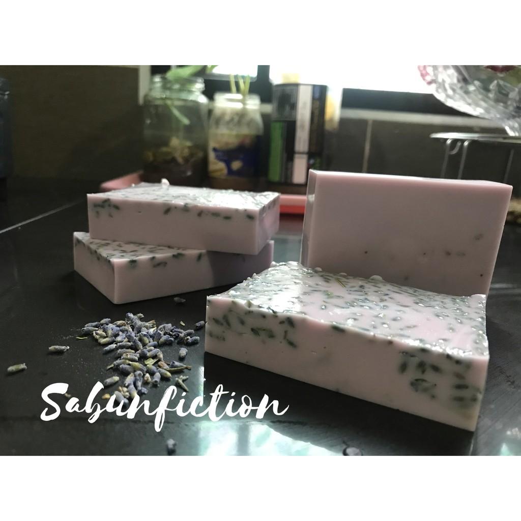 Lavender soap with vitamin E