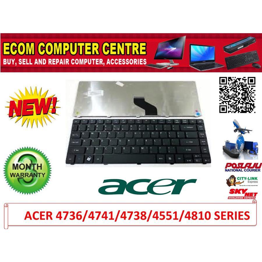 Acer Aspire 4736 4733 4738 4540/G 4535 4535/G 4553/G 4738Z