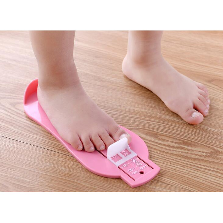 Kids Baby Shoes Sizer Handy Foot Measure