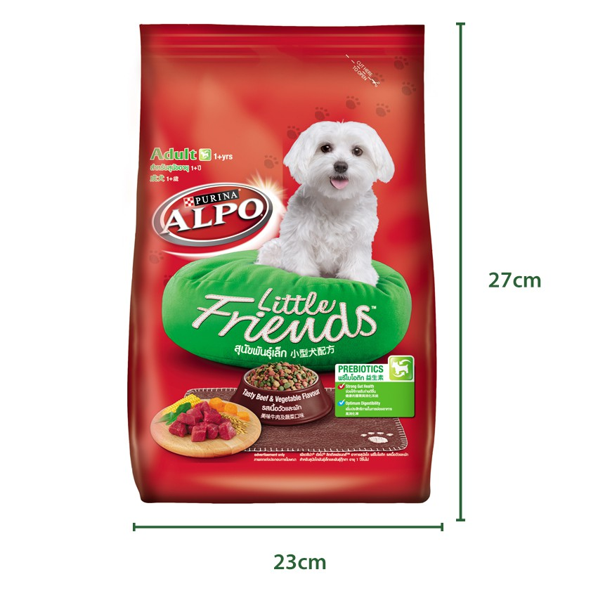 ALPO Chicken/Liver/Vegetable Dry Adult Dog Food Pack (10kg) | Shopee Malaysia
