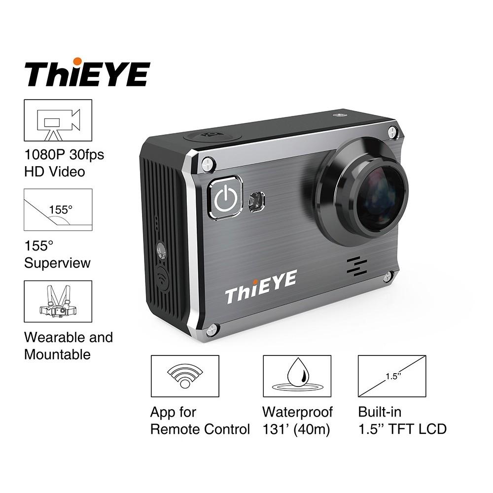 "ORIGINAL Thieye i30  WIFI Action CameraWifi HD 1.5"" TFT Display"
