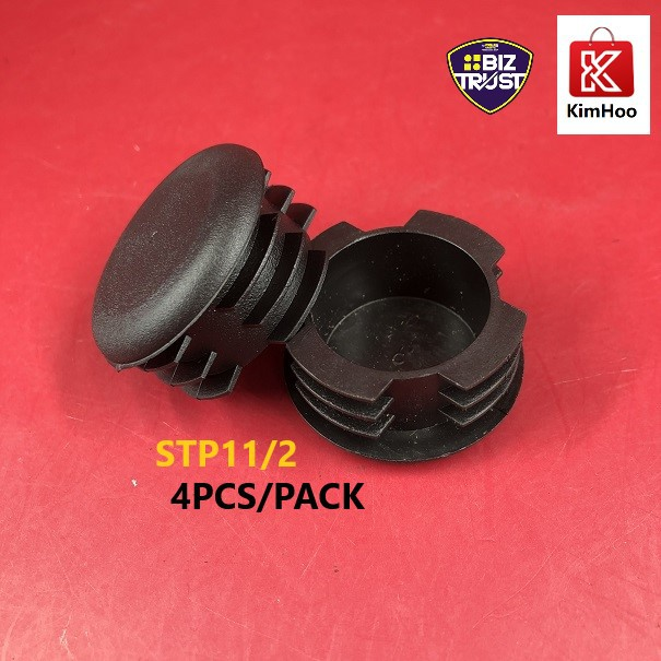 Heavy Duty 1-1/2 Inch Round Stopper for Chair Legs