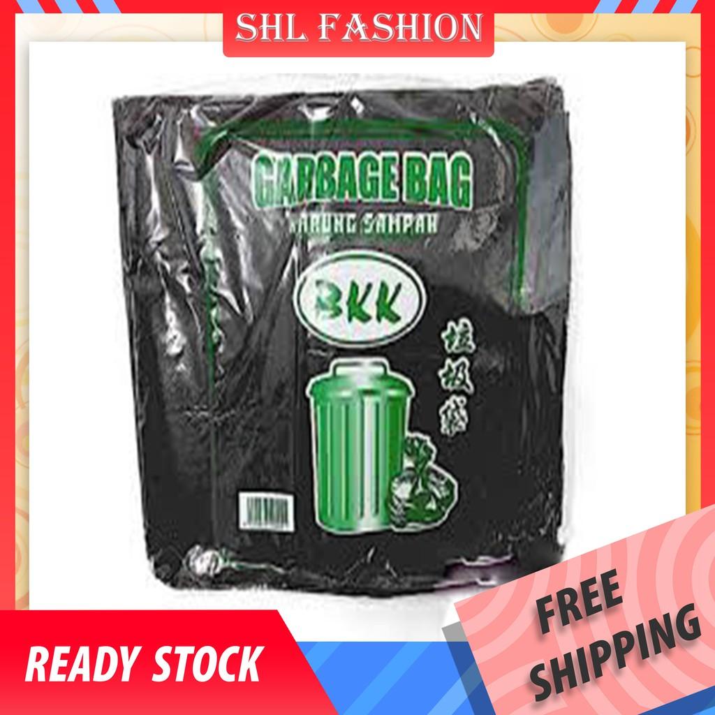 BKK Garbage Bag / Thick Plastic Garbage Sack / Tong Sampah Plastic/ Plastik Sampah Keping 32