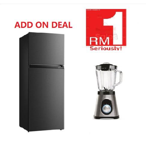 Toshiba 490L 2 Doors Inverter Refrigerator Fridge r GR-RT559WE-PMY(06) Peti Sejuk