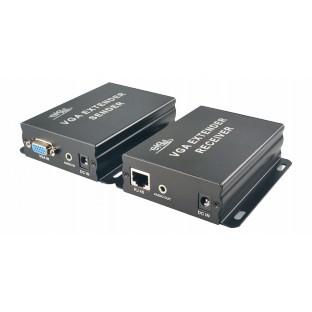 EKL-VE200 VGA EXTENDER RECEIVER 200M BY SINGLE CAT 5E
