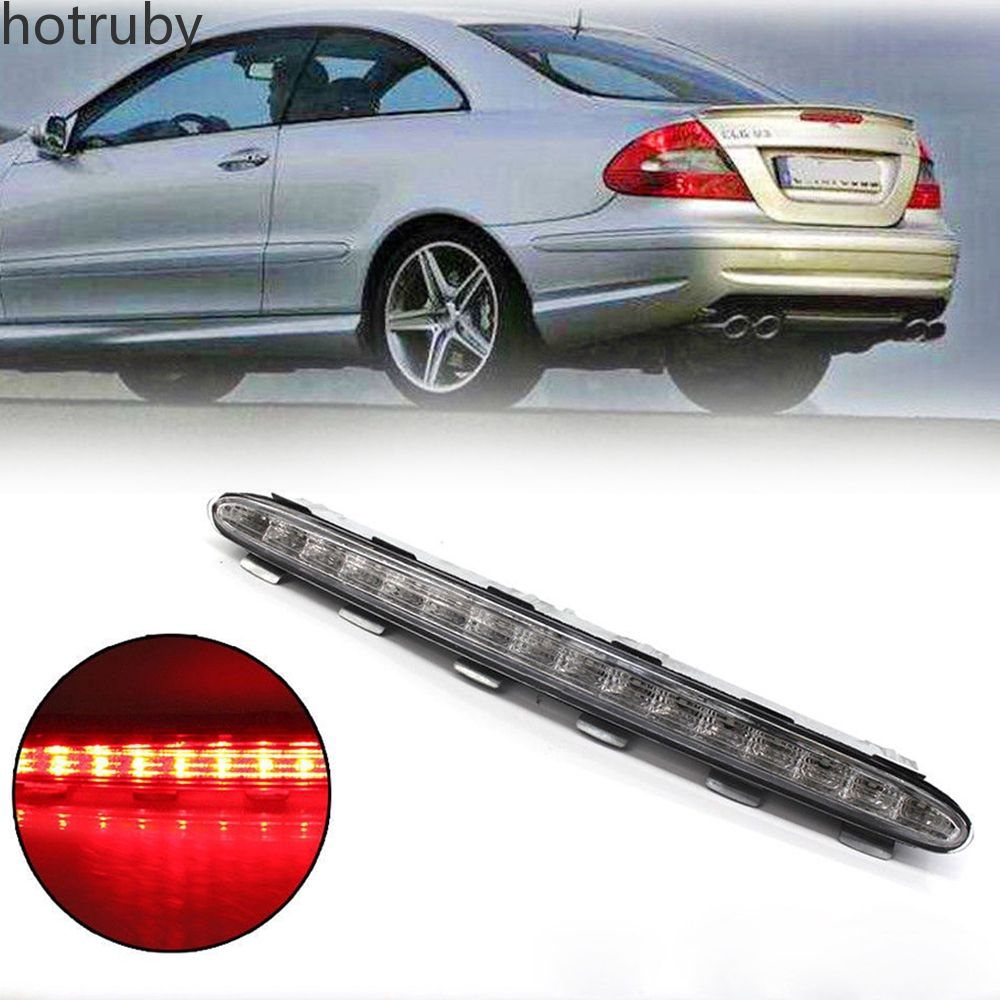 Mercedes Benz CLK W209 2002-2009 Tail Rear Third Brake Light LED Red NEW *****