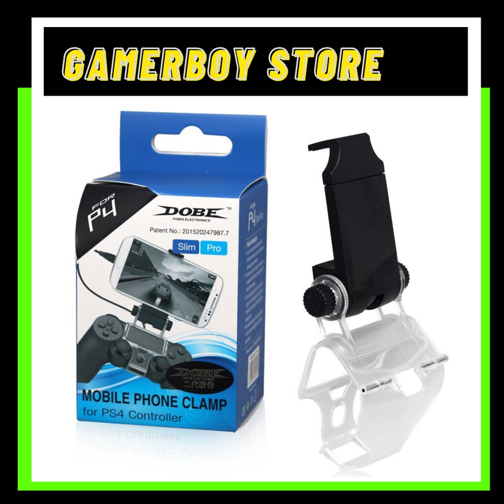 DOBE MOBILE PHONE CLAMP FOR PS4 CONTROLLERS [TP4-016]