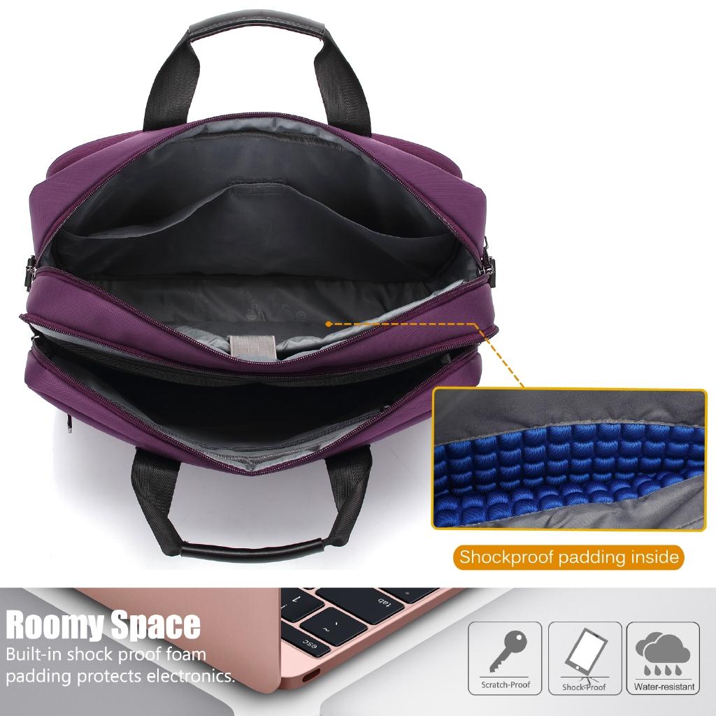 8859eec9acf3 Nylon Oxford Case Shoulder Bag Multi-functional Hand Bag