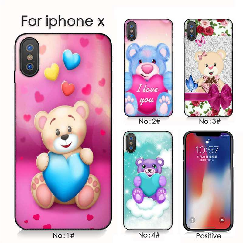 Cute Valentine S Day Wallpaper Iphone 6s 8 X Xs Xr Phone Case