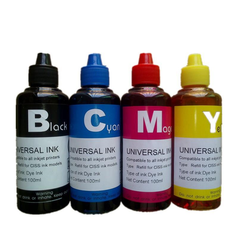 Premium UNIVERSAL Inkjet Printer Cartridge & CISS Refill Ink > HP Canon  Brother,