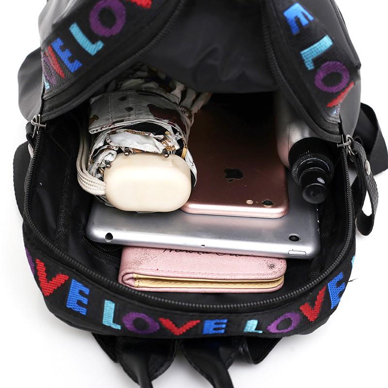 EVON PREMIUM BG001 LOVELY BACKPACK LADIES CASUAL FASHION ELEGANT ADJUSTABLE BAG WATERPROOF GOOD QUALITY OXFORD LEATHER