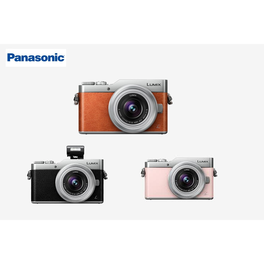 PANASONIC GF9 MIRROLESS CAMERA