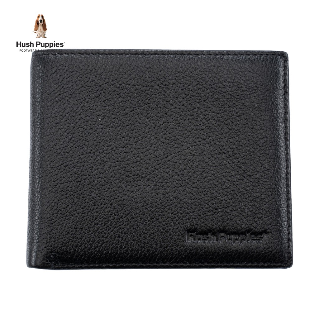 timeless design 5aa37 ca889 Hush Puppies Men's Gilly Short Wallet Black