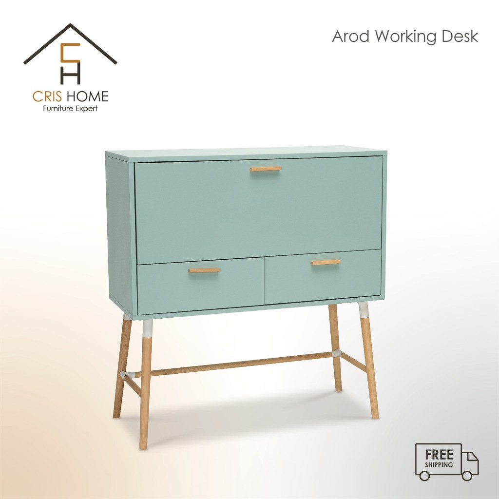 CrisHome - AROD Working Desk ( Free Shipping to WM )