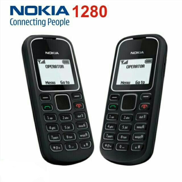 New Nokia 1280 ( New Stock, 24 Hours shipping including public holidays)