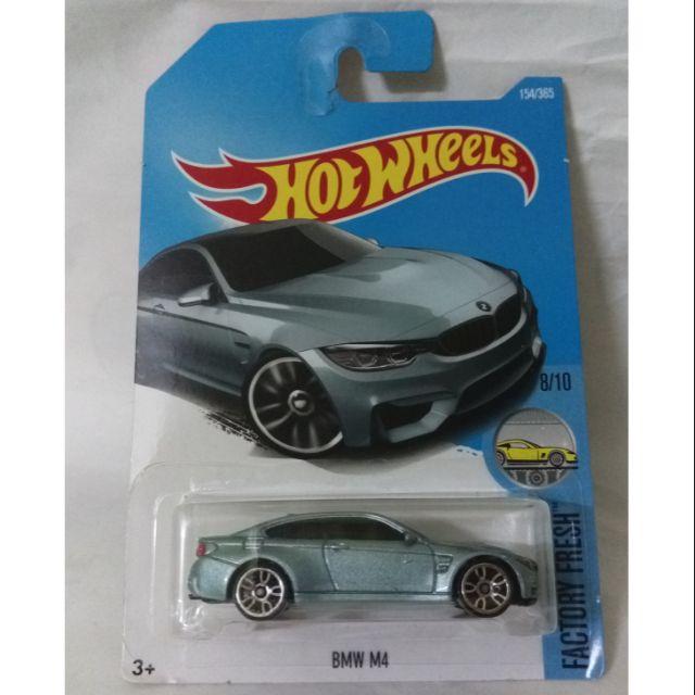 Hot wheels BMW M4