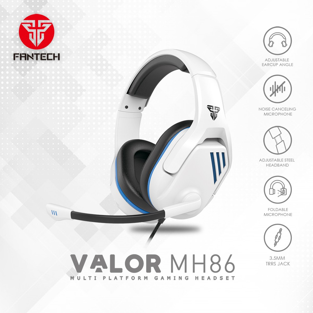 FANTECH MH86 Valor Multi Platform Gaming Headset
