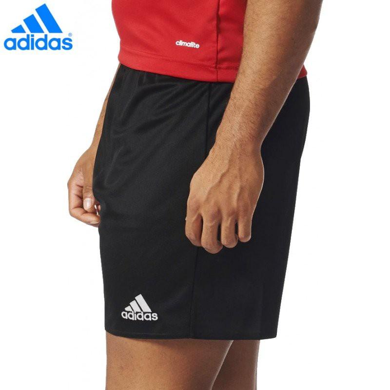 b40dad1c Adidas Parma 16 Shorts AJ588 Black Football Climalite Shorts