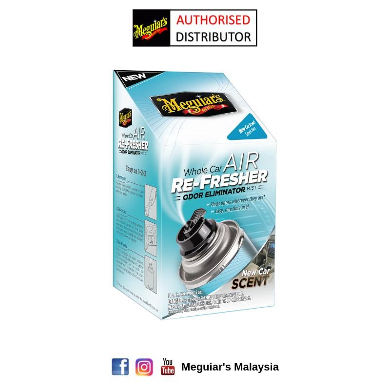 Meguiar's G16402 Air Re-Fresher (New Car Scent)