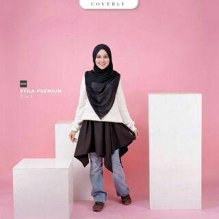 8ada1358e Stila Premium Miniskirt Muslimah | Shopee Malaysia
