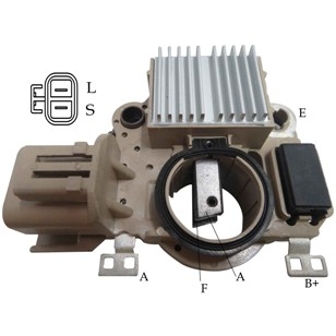 REGULATOR ALTERNATOR SAGA BLM,FLX