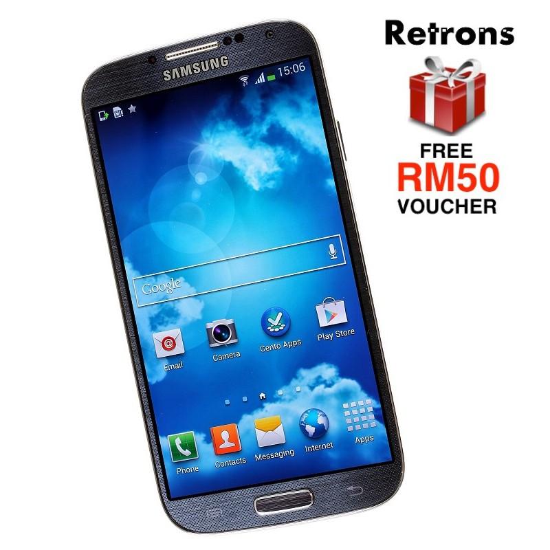 "Original Refurbished Samsung S4 i9500 / I9505 5.0"" LCD 16GB + 2GB"