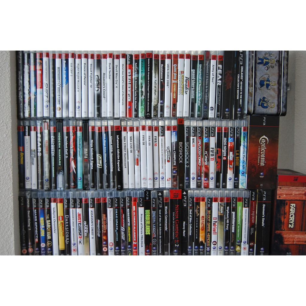 (Pre-Owned) Murah Playstation 3 Games Lot 2 Ps3