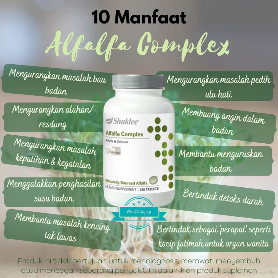 complex alfalfa