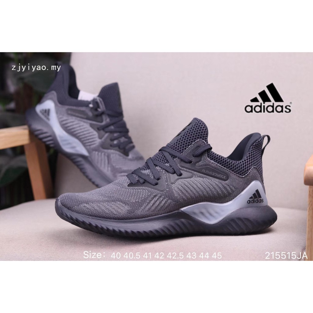 087537b8e  5 colors Original Adidas Alphabounce Beyond Men running shoes mens  sneakers