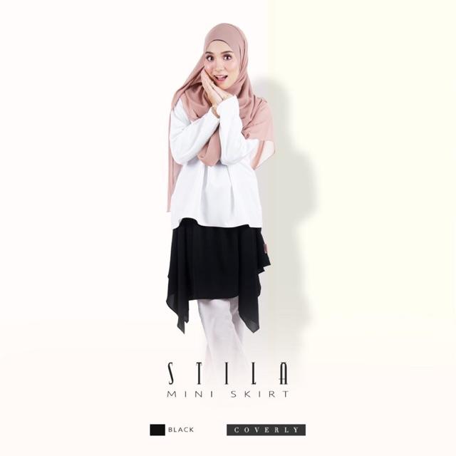 38eada590 Stila Mini Skirt | Shopee Malaysia