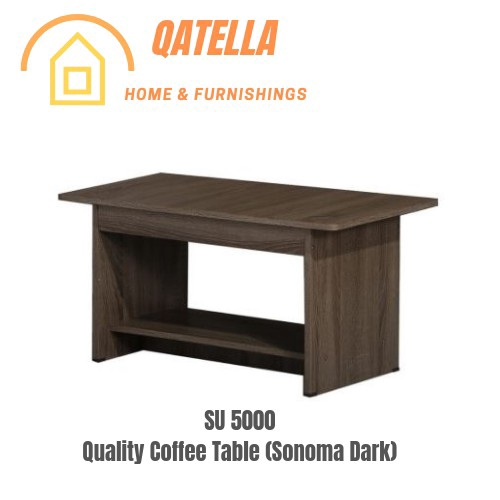 DIY 客厅桌子/咖啡桌/Premium Living Room Table/Coffee Table/Meja Kopi/Premium Wooden Coffee Table/Meja Ruang Tamu (SU 5000)