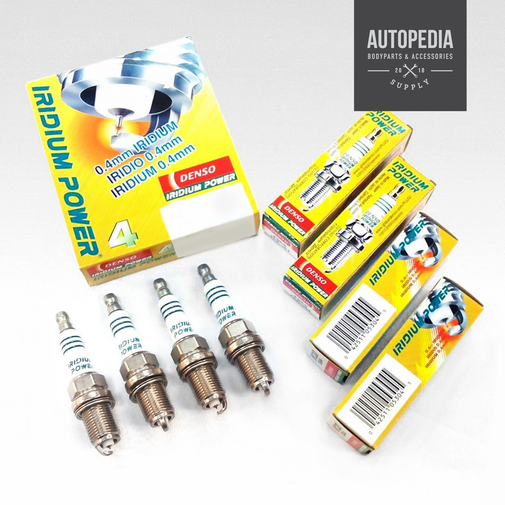 Pack of 1 Denso 5356 IXUH22I Iridium Power Spark Plug,