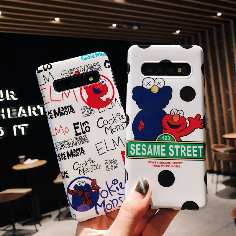 Elmo Case Huawei Mate 20 X P20 10 pro Nova 4 3 3i 2s Honor 10 phone case  cover