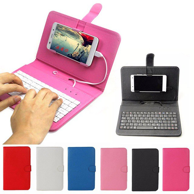 Micro USB Keyboard Stand Cover For Android Mobile Phone Cover Phone Case | Shopee Malaysia