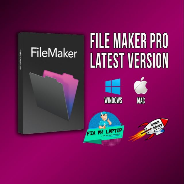 🔥LIFETIME🔥File Maker Pro [Latest Version]