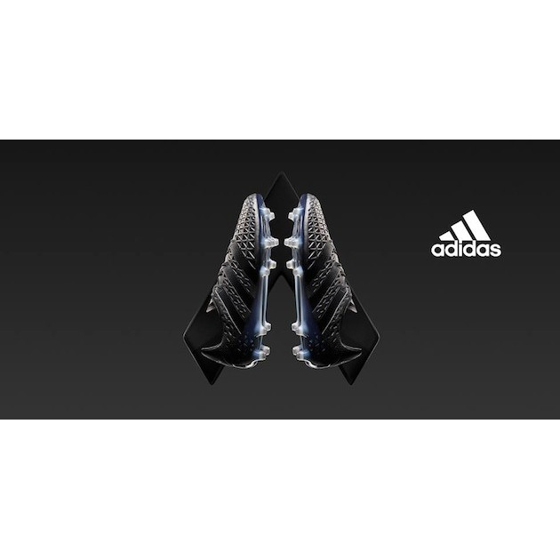promo code cef51 b8c17 100% Authentic - adidas ACE 16.1 Fluid Pack FG/AG - Blackout LIMITED EDITION