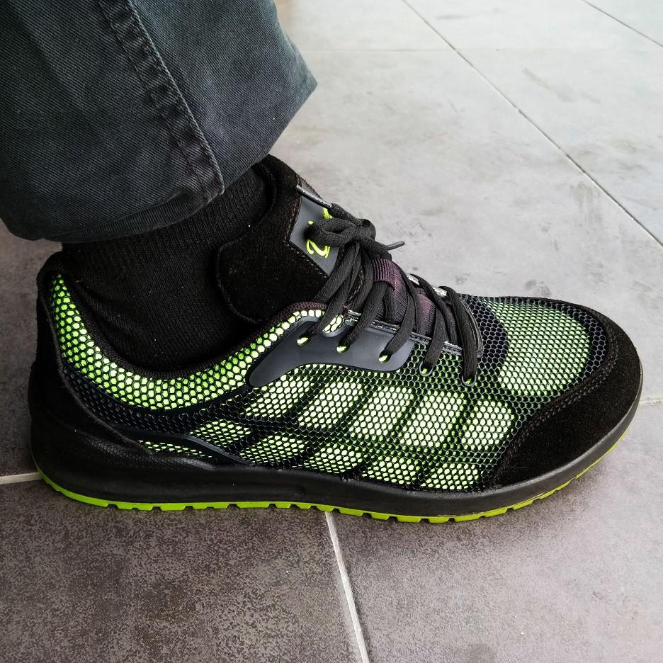 Universe Low Cut High Cut Casual Fashion SAFETY Shoes-SHL